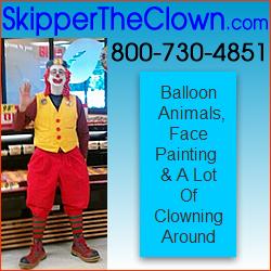 Skipper The Clown